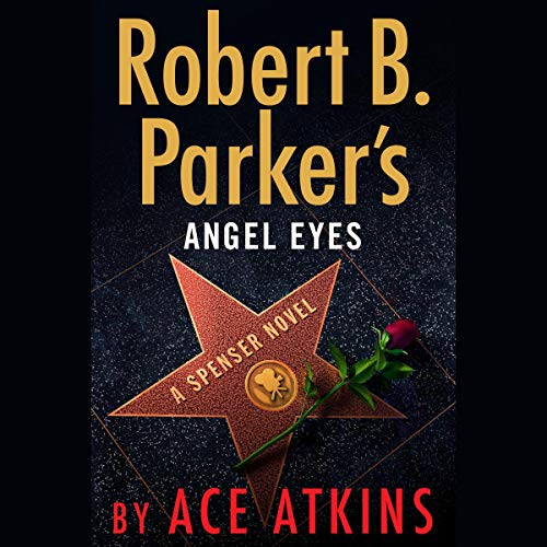 Robert B. Parker's Angel Eyes audiobook cover art