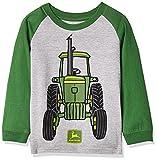 John Deere Toddler Boys Big Tractor Tee,...