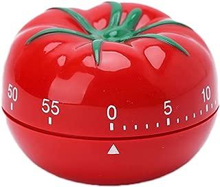 KIKIGOAL Kitchen Mechanical Food Cooking Timer (tomato)