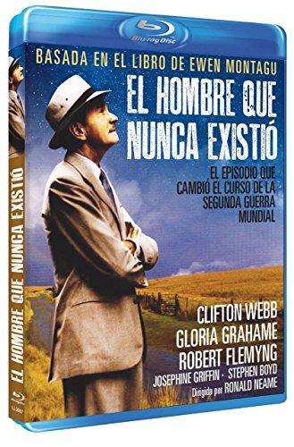 El hombre que nunca existio [Blu-ray]