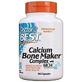 Doctor's Best Calcium Bone Maker Complex with MCHCal,...
