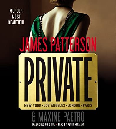 PRIVATE By Patterson, James (Author) Compact Disc on 22-Feb-2011
