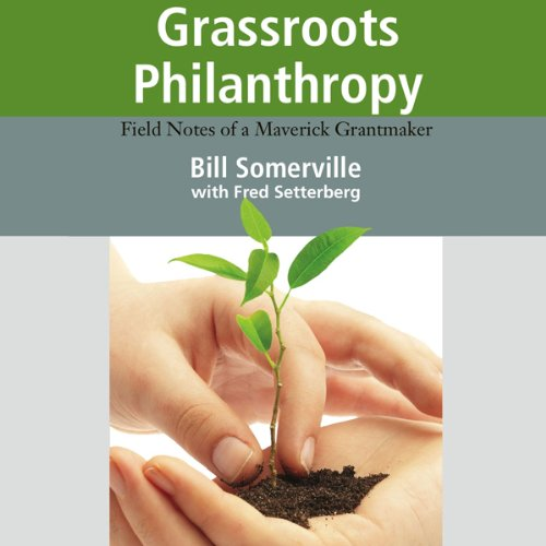 Grassroots Philanthropy audiobook cover art