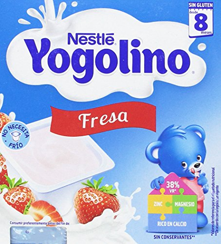 Iogolino - Fresa A Partir De 8 Meses 4 x