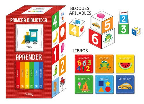 Primera Biblioteca. Aprender: 1