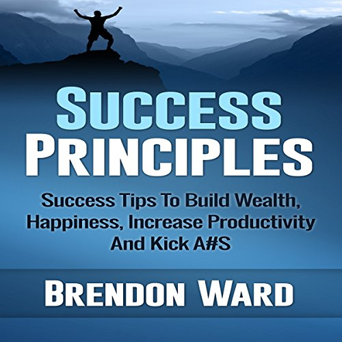 Success Principles audiobook cover art