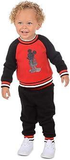 Disney X Little Brother Mickey Reversible Bomber Set