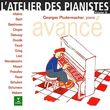 L'atelier des pianistes, vol. 3 : Avancé