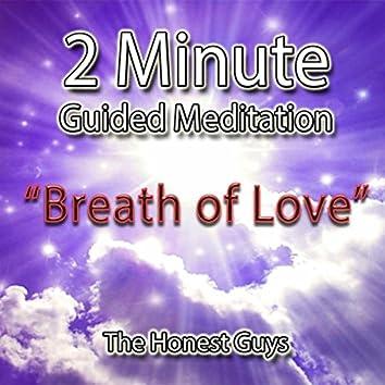 2 Minute Meditation - Breath of Love