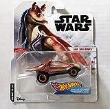 Hot Wheels Star Wars Jar Jar Binks Vehicle