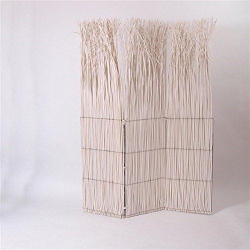 PARAVENTO 'NATURE' | bianco, 160 cm, pascolo | muro divisorio
