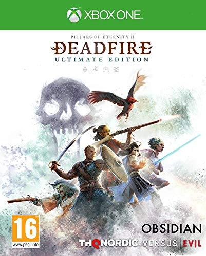 Oferta de Pillars of Eternity II: Deadfire - Ultimate Edition