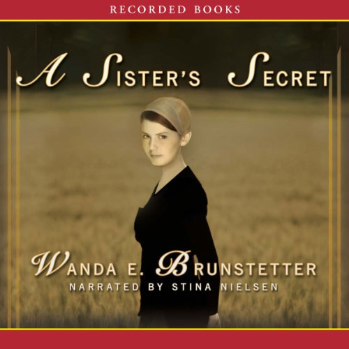 A Sister's Secret audiobook cover art