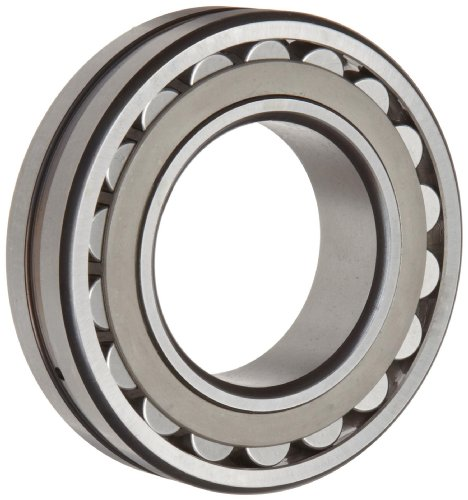 SKF 22218 E Explorer Spherical Roller Bearing, Straight Bore, Standard Tolerance, Steel Cage, Normal Clearance, Metric, 90mm Bore, 160mm OD, 40mm Width, 5300rpm Maximum Rotational Speed, 84300lbf Static Load Capacity, 73060lbf Dynamic Load Capacity