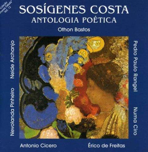 Antologia Poetica [Audio CD] Costa,Sosigenes