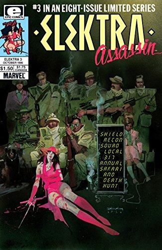 Elektra: Assassin (1986-1987) #3 (of 8) (English Edition)