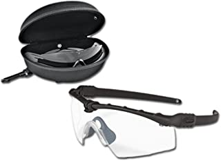 Oakley SI Ballistic M Frame 3.0 Array Clear & Gray, Black Frame