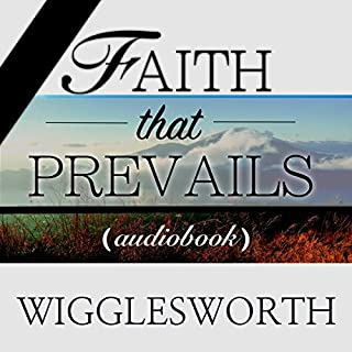Faith That Prevails audiobook cover art
