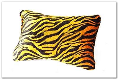 Generic Nail Art Manicure Salon Hand Cushion (Zebra Print)