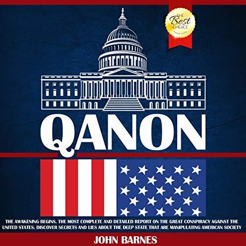 QAnon cover art
