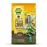 frux Bio Garten- & Pflanzerde – torffrei, 40l, Gartenerde, Pflanzenerde, torffreie Bio Erde