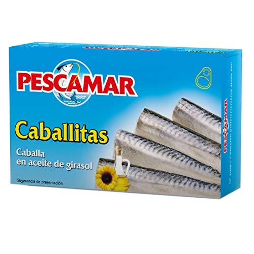 Pescamar Caballitas En Aceite De Girasol En Lata 115 G 115 g