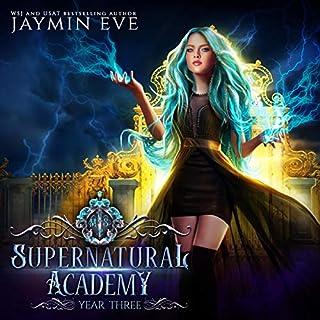 Supernatural Academy: Year Three cover art