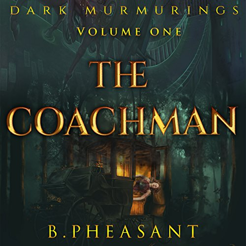The Coachman audiobook cover art