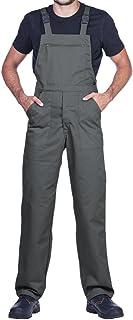 a2656667491 Pantalones con peto de trabajo para hombre, Made in EU, Mono de trabajo,