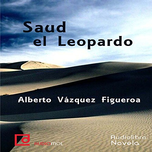 Saud el Leopardo [Saud the Leopard] copertina