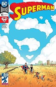 Superman (2016-2018) #45 by [Peter J. Tomasi, Patrick Gleason, Stephen Downer, Alejandro Sanchez]