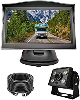 Camons Wired Backup Camera System Kit