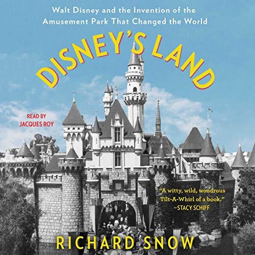 Disney's Land cover art
