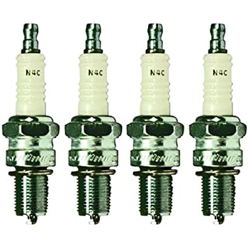 Pack of 1 Champion N2C 805 Copper Plus Small Engine Spark Plug