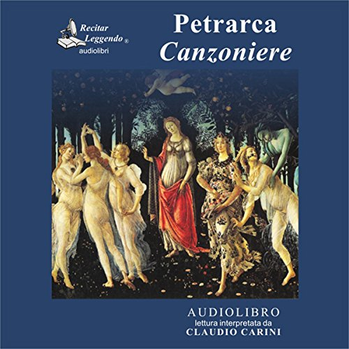 Il Canzoniere [Song Book] audiobook cover art