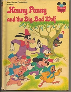 Henny Penny and the Big, Bad Wolf - Book  of the Disney's Wonderful World of Reading