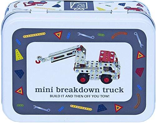 Apples to Pears Gift In A Tin Mini Break Down Truck Set de construcción
