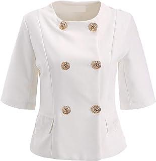 e664097a32d Amazon.ca  White - Suits   Blazers   Women  Clothing   Accessories