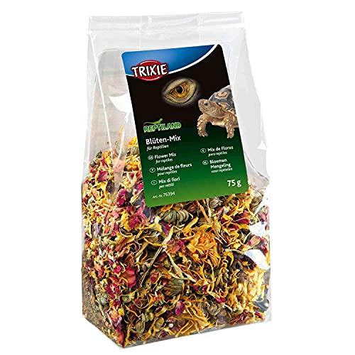 Trixie 76394 Blüten-Mix für Reptilien, 75 g
