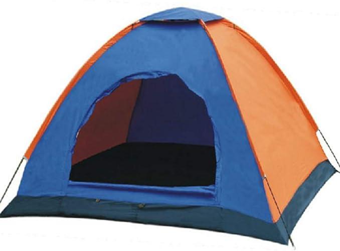 LYX Tente extérieure Tente Double Tente De Camping Double Couche Tente Porte Double Double Tente Couple Sauvage Voyage de Camping