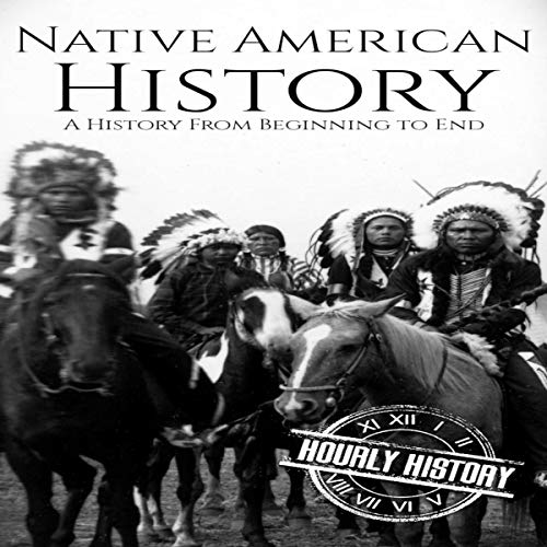 Native American History cover art