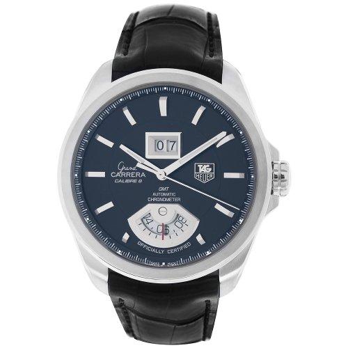 TAG Heuer WAV5111.FC6225 Grand Carrera - Reloj automático (fecha y GMT)