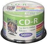 磁気研究所 データ用CD‐R HDCR80GP50 50枚