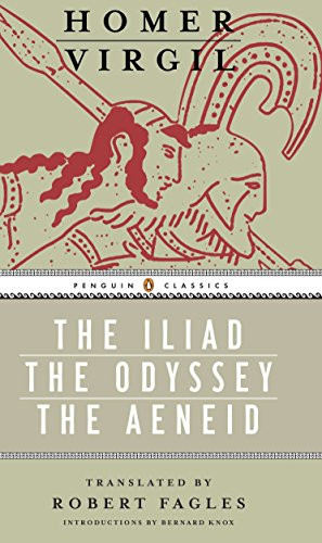 The Iliad, The Odyssey, and The Aeneid Box Set: (Penguin Classics Deluxe Edition)
