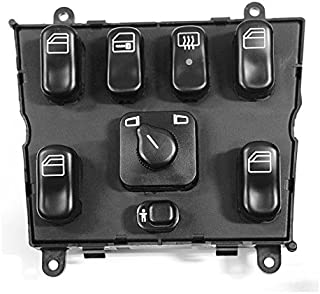 100W Halogen 2006 Dodge DAKOTA CLUB CAB Door mount spotlight -Black 6 inch Passenger side WITH install kit