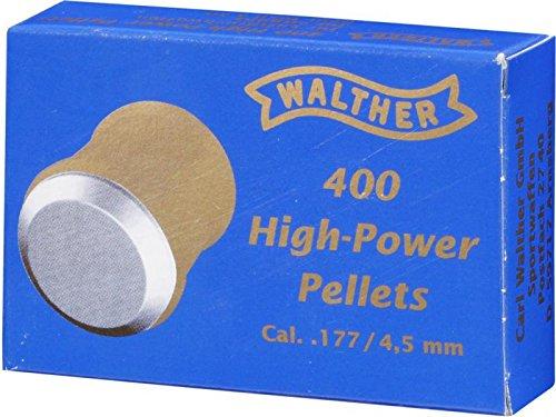 WALTHER Pallino HIGH POWER 4.50mm 0,32g/4.94gr (400pz)