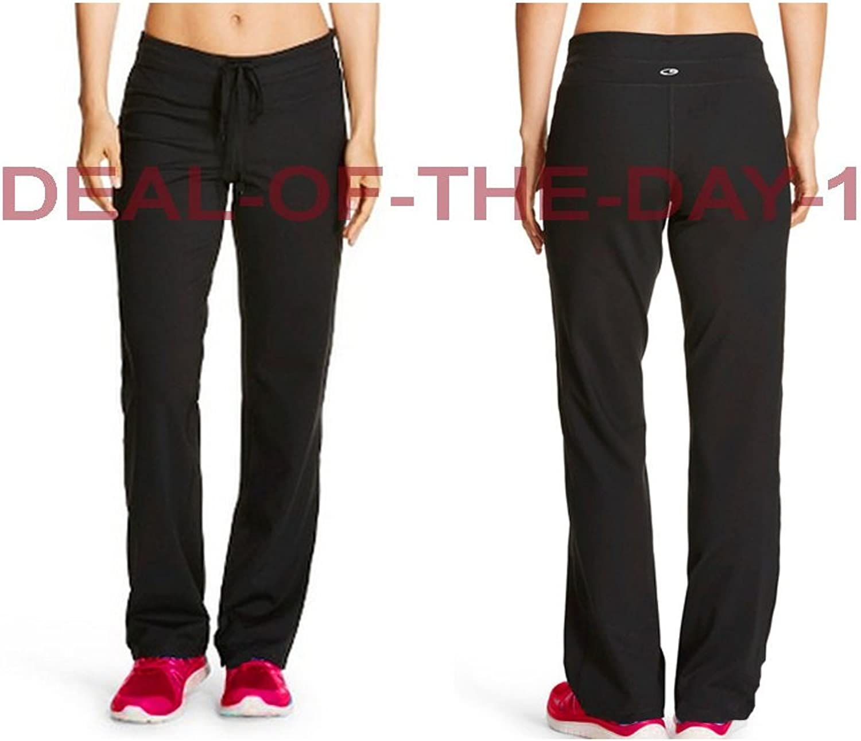Masked Brand Women's Semi Fitted Zipper Pocket Pants