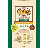 ニュートロジャパン ナチュラルチョイス [超小型犬-小型犬用] 7歳以上エイジングケア ラム&玄米 3kg