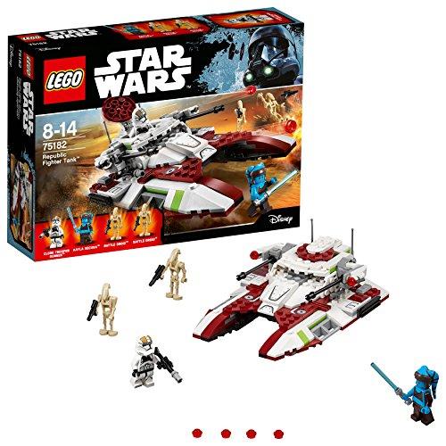 LEGO STAR WARS Star Wars - Republic Figh...