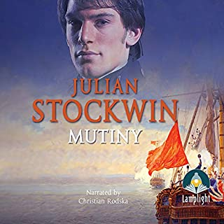 Mutiny audiobook cover art